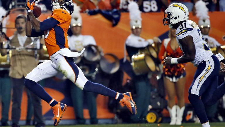 Broncos 35, Chargers 21