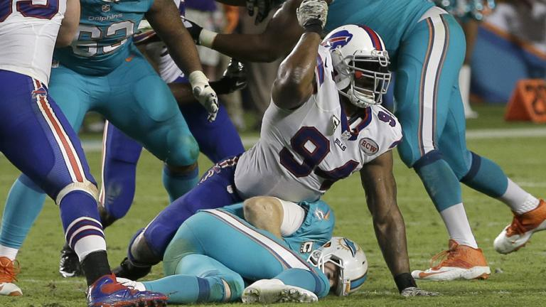 Dolphins 22, Bills 9