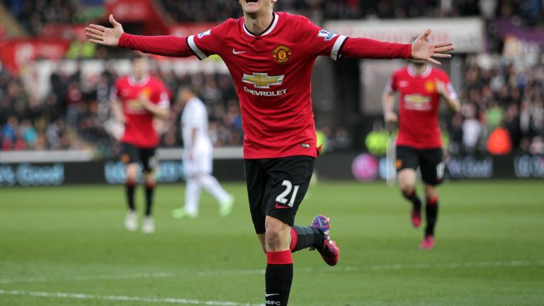 Swansea City 2, Manchester United 1
