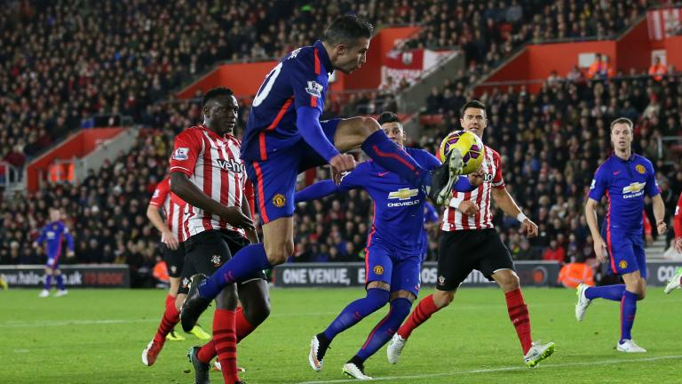 Manchester United 2, Southampton 1