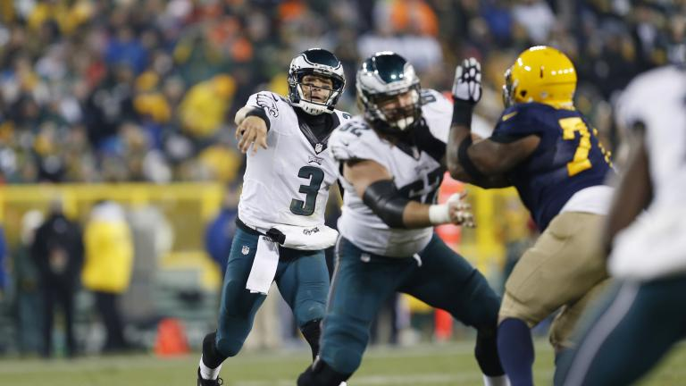 Packers 53, Eagles 20