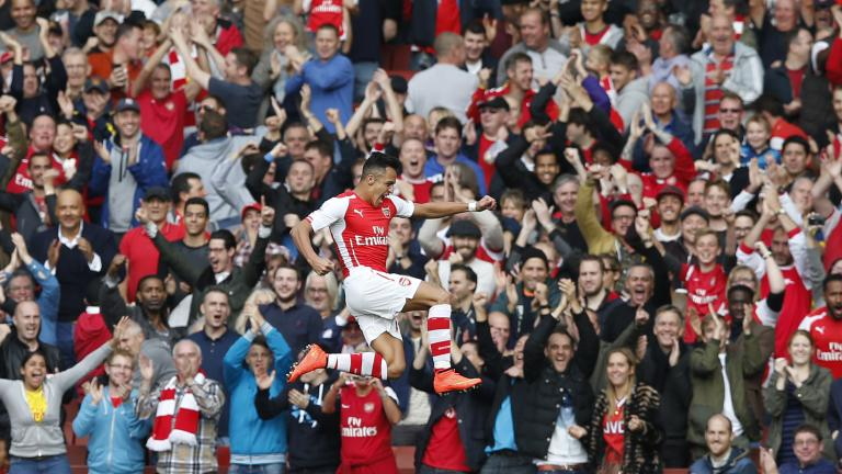 Arsenal 2, Hull City 2