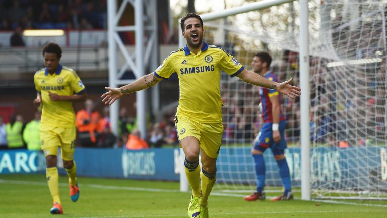 Chelsea 2, Crystal Palace 1