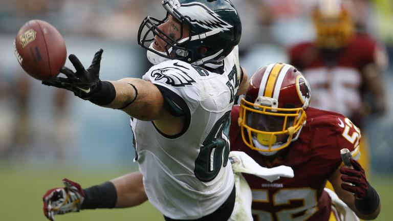 Eagles 37, Redskins 34