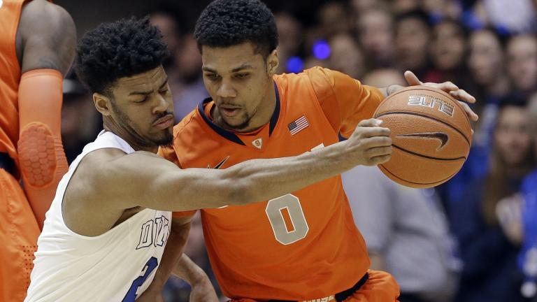 (4) Duke 73, Syracuse 54
