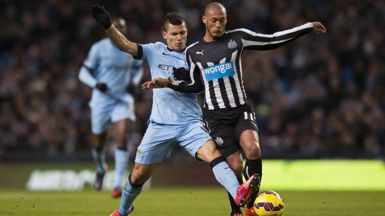 Manchester City 5, Newcastle United 0