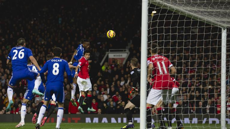 Chelsea 1, Manchester United 1