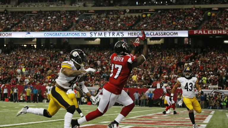 Steelers 27, Falcons 20