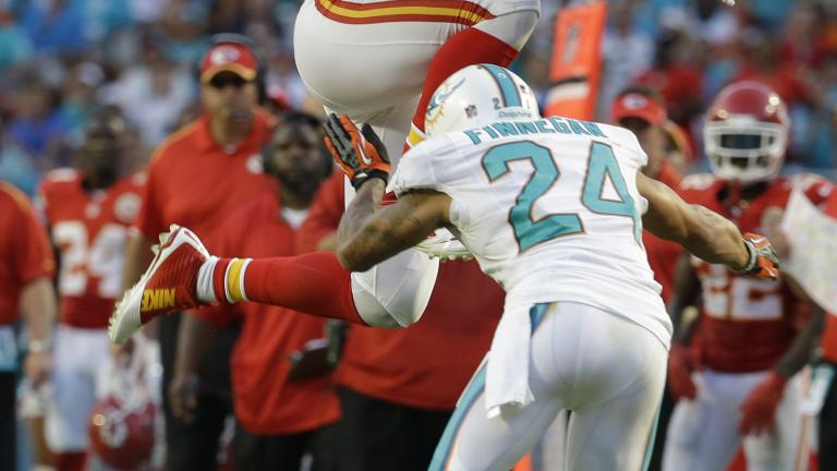 Chiefs 34, Dolphins 15