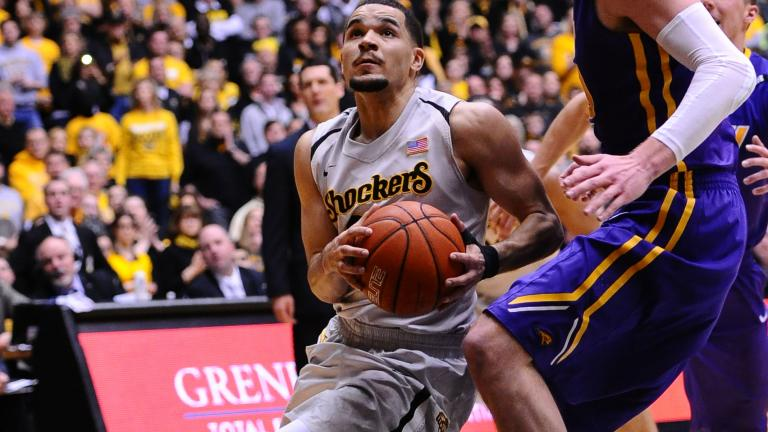 (11) Wichita State 74, (10) Northern Iowa 60