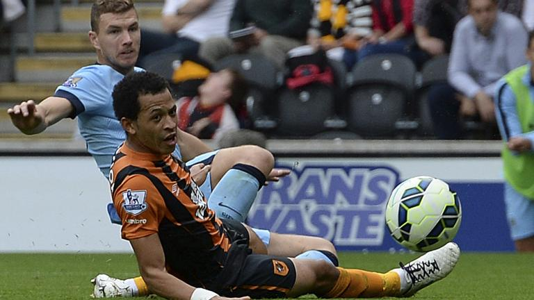 Manchester City 4, Hull City 2