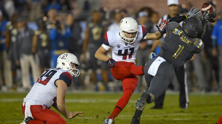 (25) UCLA 17, (14) Arizona 7