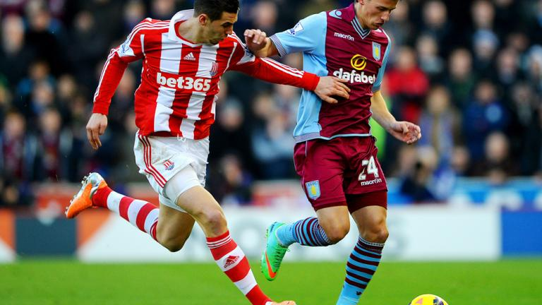 Stoke City 2, Aston Villa 1