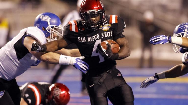 Famous Idaho Potato Bowl: San Diego State 49, Buffalo 24