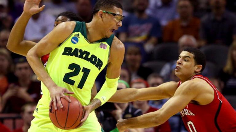 Second Round: (6) Baylor 74, (11) Nebraska 60