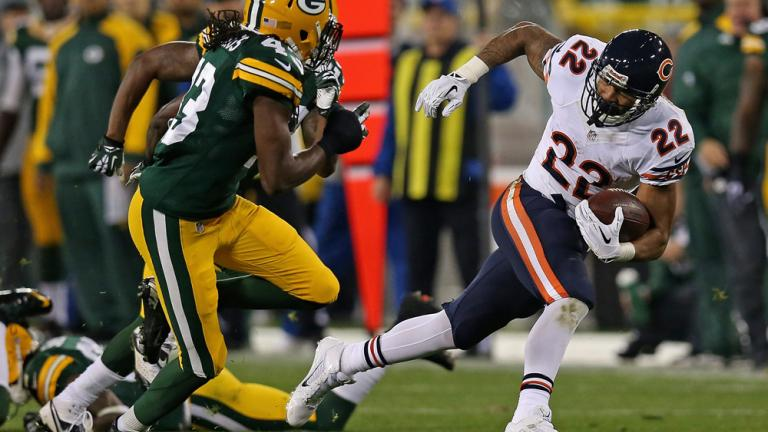 Chicago Bears 27, Green Bay Packers 20