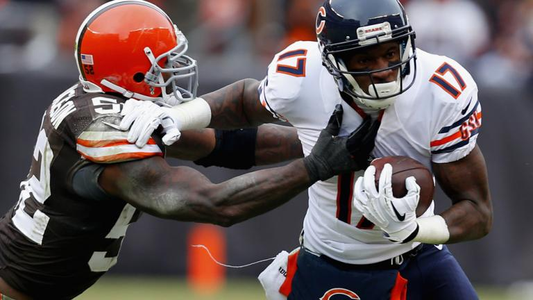 Bears 38, Browns 31