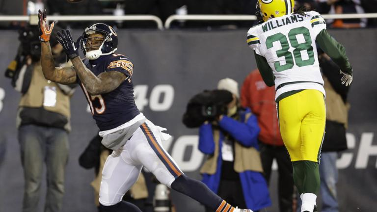 Packers 33, Bears 28