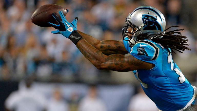 Steelers 37, Panthers 19