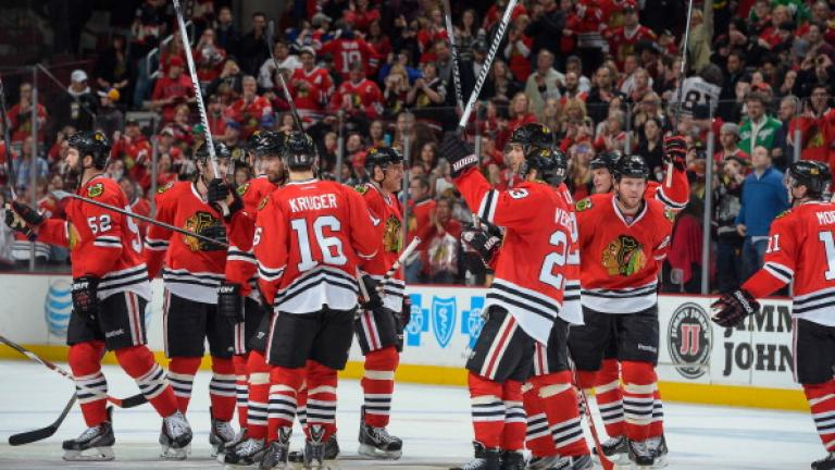 (3) Chicago Blackhawks: Central Division
