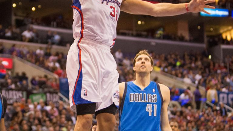 Blake Griffin, Forward, Los Angeles Clippers