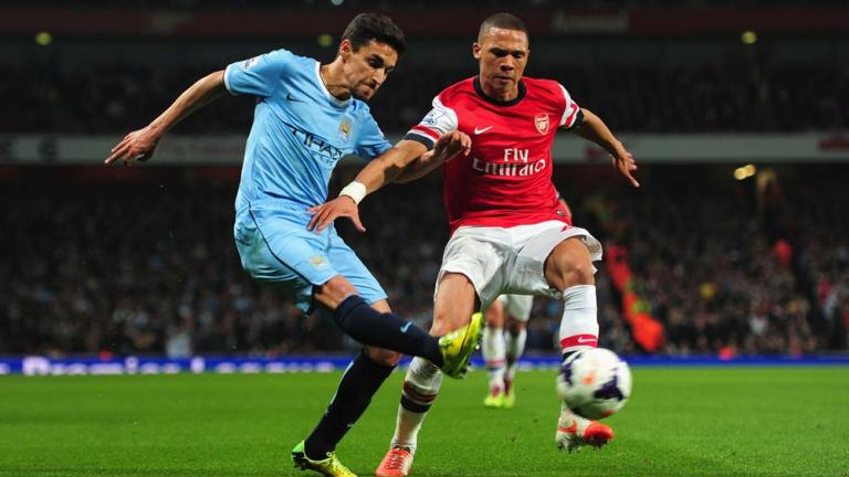 Manchester City 3, Arsenal 3