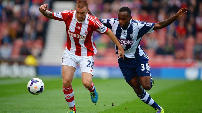 Stoke City 0, West Bromwich Albion 0