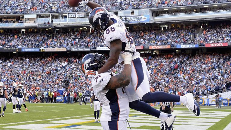 Broncos 22, Chargers 10