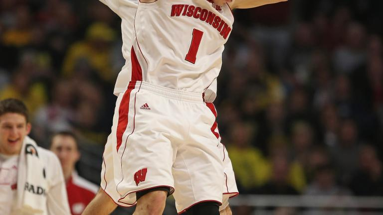Ben Brust, Wisconsin Badgers