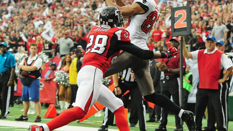 Falcons 31, Buccaneers 23