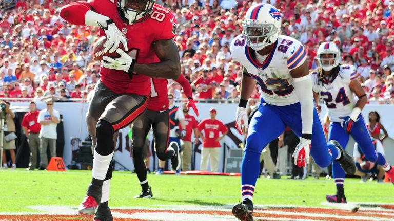 Buccaneers 27, Bills 6