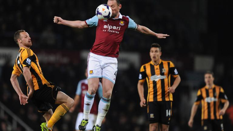 West Ham 2, Hull City 1