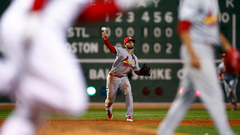 World Series Game 2: Cardinals 4, Red Sox 2