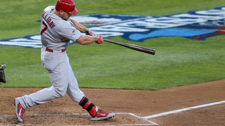 NLCS Game 4: Cardinals 4, Dodgers 2