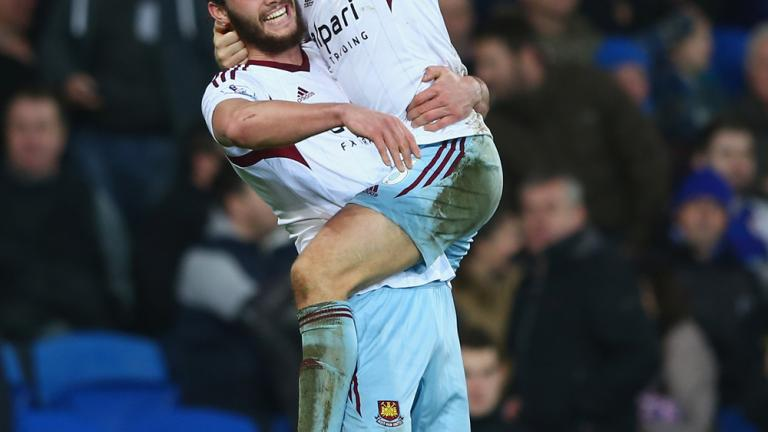 West Ham United 2, Cardiff City 0