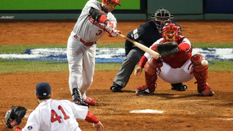 World Series Game 6: Red Sox 6, Cardinals 1