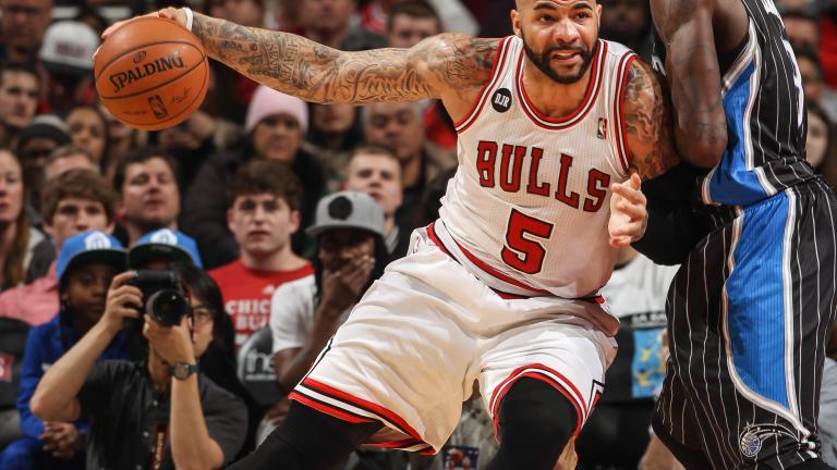 Carlos Boozer, Forward, Chicago Bulls