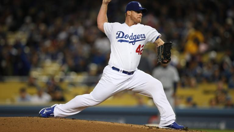 Chad Billingsley, Los Angeles Dodgers