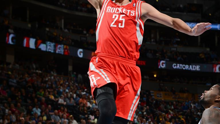 Chandler Parsons, Forward, Houston Rockets