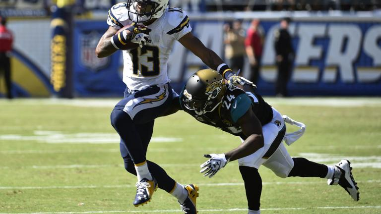 Chargers 33, Jacksonville 14