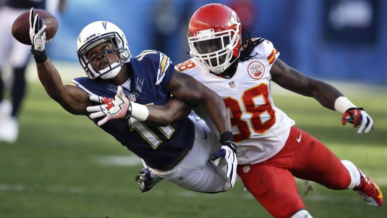 Chargers 27, Chiefs 24