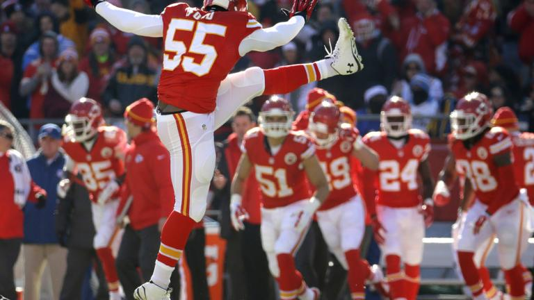 Chiefs 19, Chargers 7