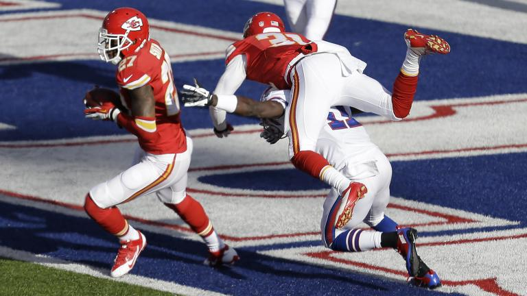 Kansas City 23, Buffalo 13