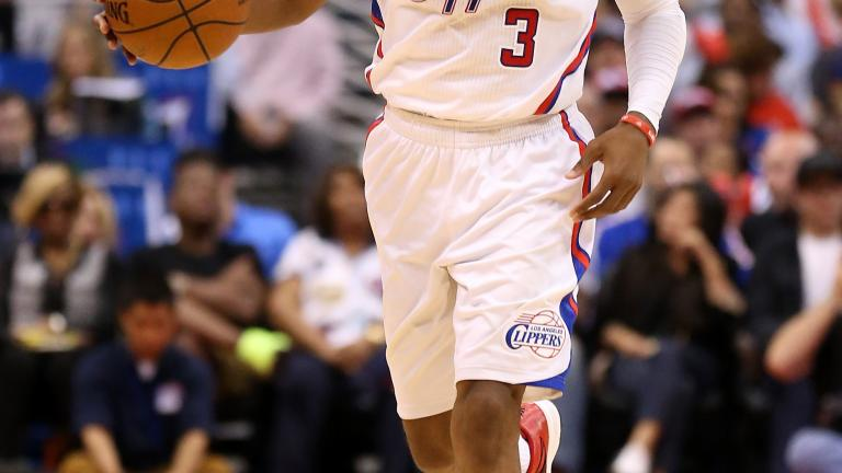 Chris Paul, Guard, Los Angeles Clippers