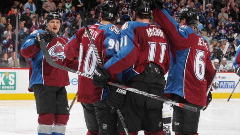 (1) Colorado Avalanche: Central Division