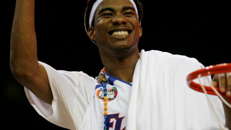 Corey Brewer, Florida Gators, 2004-07