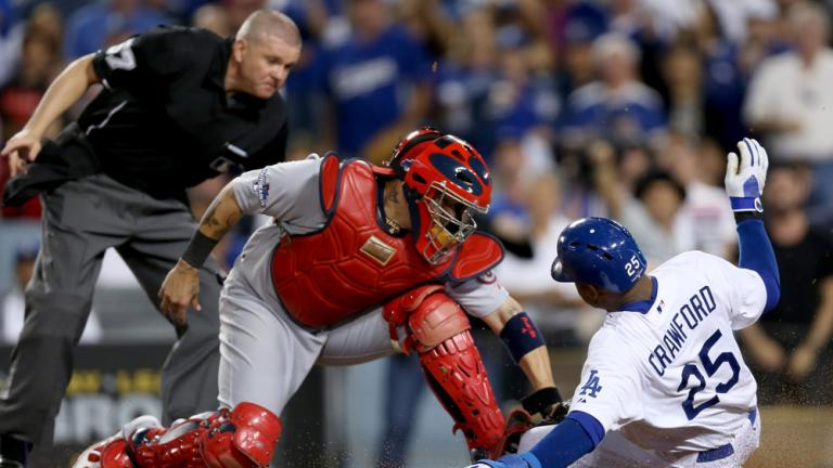 NLCS Game 3: Dodgers 3, Cardinals 0