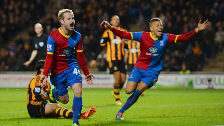 Crystal Palace 1, Hull 0