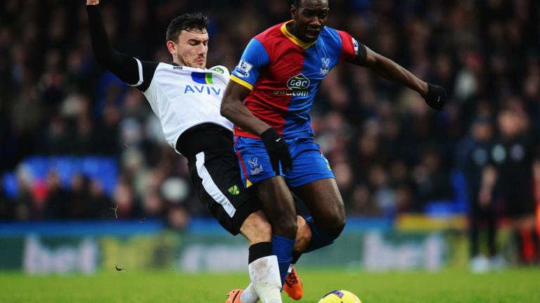 Crystal Palace 1, Norwich 1