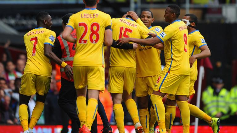 Crystal Palace 1, West Ham 0